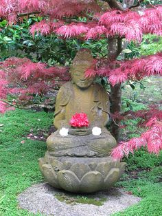 At Lotusland, a garden created by Ganna Walska in California