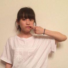 高橋愛(たかはし あい) : 【元モーニング娘。】高橋愛(たかはし あい)【画像コレクション】 - NAVER まとめ Idol, Feminine, T Shirts For Women, Portrait, How To Wear, Beautiful, Girls, Woman, Fashion
