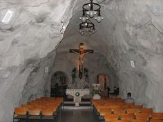 Chapel in the Rock (Arizona, Estados Unidos) (Interior)