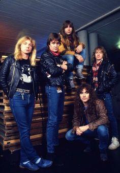 Dave Murray/Nicko McBrain/Bruce Dickinson/Steve Harris/Adrian Smith,1983
