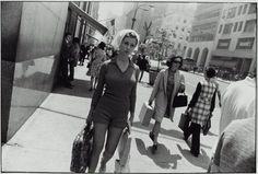 "Garry Winogrand's photo exhibit at Denver Art Museum confirms: ""Women Are Beautiful"" Garry Winogrand, Diane Arbus, Robert Doisneau, Photo Exhibit, Elliott Erwitt, Quotes About Photography, Vintage Photography, Photography Pics, Photography Lessons"