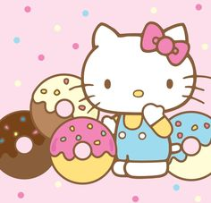 Read cinco from the story memes tristes de hello kitty by caramelcrime (cati ♡'s vivi) with reads. Hello Kitty Vans, Sanrio Hello Kitty, Sanrio Wallpaper, Hello Kitty Wallpaper, White Textured Wallpaper, Donut Images, Sanrio Characters, Fictional Characters, Hello Kitty Images