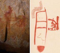 İlk Defa Neandertallerin Yaptığı Mağara Resimleri Bulundu | Arkeofili