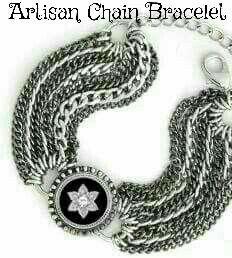 Artisan Chain Bracelet