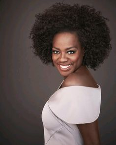 """""""Nothing you wear is more important than your smile."""" -Connie Stevens Hair by Makeup by Styled by… Viola Davis, Most Beautiful Black Women, Beautiful People, Connie Stevens, Grace Beauty, Afro Textured Hair, Black Magic Woman, Flawless Face, Up Dos"""