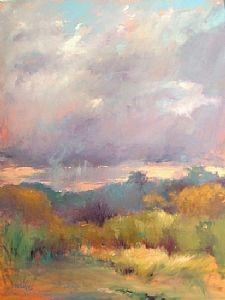madeline dukes - sunset storm