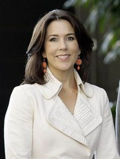 Kronprinsesse Mary - Crown Princess Mary of Denmark