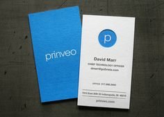 Prinveo.com -- Our premium business cards are a cut above the competition. All of our premium business cards are printed using HP Indigo digital offset technology for fast turn and superior color reproduction. Prinveo also offers the widest selection of premium materials and finishes so you can leave your customers with a positive lasting impression.