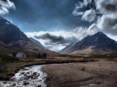 Glencoe, Scotland #photography #Scotland #mountains