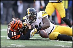 Steelers' Rush Defense Must Improve TFLs In 2015