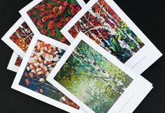 GREETING CARDS | Calgary Artist Melissa McKinnon.