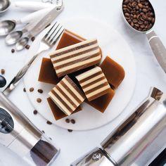 Vegan Coffee Coconut Jelly Recipe - Christie at Home Coconut Jelly, Canned Coconut Milk, Coconut Milk Benefits, Milk Jelly, Coffee Jelly, Healthy Dessert Recipes, Desserts, Fresh Coffee Beans, Coffee Tasting