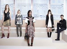 Ghesquière's girls: 'Models are beautiful women and above all just women' - Telegraph