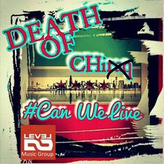 Time to stand up and stand together Chicago. Support the movement #canwelive