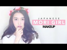 【梁吉娜】日系森林女孩春季仙灵妆 |Japanese Mori girl Makeup