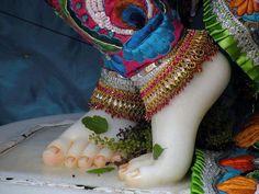 Lotus Feet of Lord Krishna :)
