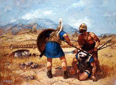 Batalla de Queronea, cortesía de Hugo Pinson. Más en www.elgrancapitan.org/foro