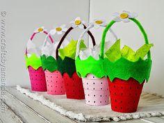 dulceros con vasos desechables1