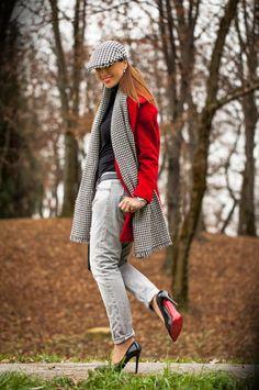 21 Stylish Girls Street Fashion