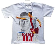 T-shirt Milik-chłopiec