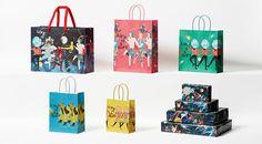 三越伊勢丹グループクリスマスキャンペーン 2015 | WORKS | 日本デザインセンター
