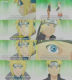 Ain Minato... Só lembrar e ler essa cena começo a chorar T-T