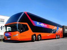 Buses Fuera de lo Común + yapa - Friki.net