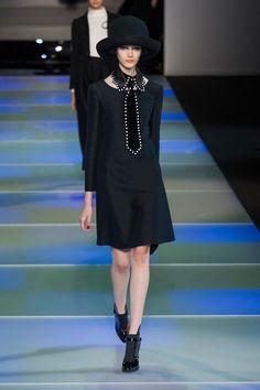 Fashion runway  Tendenze moda autunno-inverno 2014/15: school style   http://www.theglampepper.com/2014/11/05/fashion-runway-school-style/