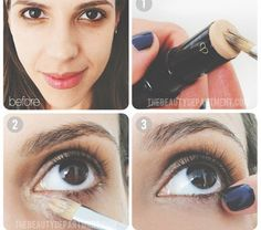 Eyes Tips Cover Dark Circles Perfectly & Most Standard Mascara Tip | She Look Book