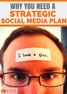 Gone are the days of doing social media marketing without a plan. Now you need to have one too. Learn the hows and whys in this post.