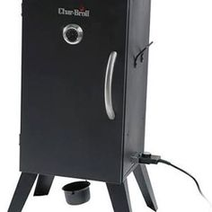 #Char-#Broil - Electric Vertical Smoker - #Black