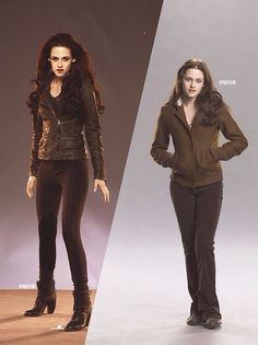Repin for Vampire Bella! Like for Human Bella!