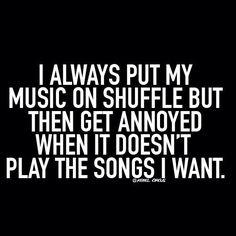 EVERYDAY IM SHUFFLIN...