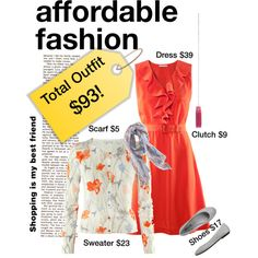 Affordable Fashion, created by triplescoop