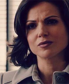 Lana Parrilla being ungodly cute