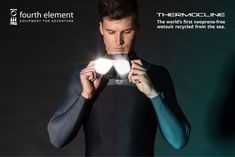 I'm in to win the next-generation Fourth Element Thermocline neoprene-free wetsuits, made using recycled ghost nets.  You could win too by entering here: %{link}