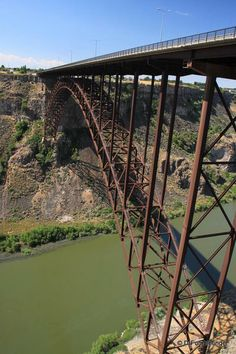 Perrine Bridge, Snake River Canyon, Twin Falls