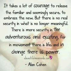 This is so awesome! Alan Cohen quote
