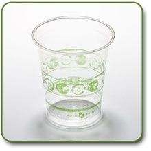 COLD Cup 7 oz CORN Plastic