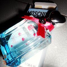 Photo by deljana_dely  #moschino #mymoschino #funny #perfume