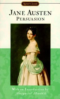 Started first, yet finished last, by Jane Austen, this is my favorite Austen to re-read over and over again.
