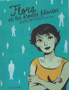 Flora et les étoiles filantes, l'amour toujours - http://www.ligneclaire.info/collignon-van-den-heuvel-32510.html