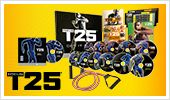 FOCUS T25®  Get an hour's results in 25 minutes a day! Trainer Shaun T gives you everything you need, nothing you don't. 25 minutes. 5 days a week. 100% results.  http://teambeachbody.com/tbbsignup/-/tbbsignup/free/63338