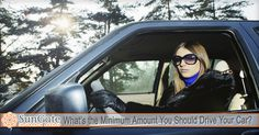 What's the Minimum Amount You Should Drive Your Car?