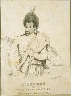 Te Pahi was a prominent chief from Rangihoua in the Bay of Islands Real Short Stories, William Bligh, Nz History, Polynesian People, Maori People, Bay Of Islands, Happy Reading, You Never Know, Aboriginal Art