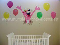 Las mejores imágenes de murales infantiles en 2020  Mural infantil, Murales y Decoracion infantil paredes pantera rosa Home Decor, Pink, Art, Decoration Home, Room Decor, Home Interior Design, Home Decoration, Interior Design