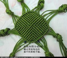 螃蟹的编法 | 中国结艺网