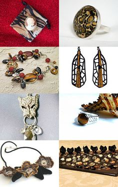 The Tiger In You by Ali on Etsy--Pinned with TreasuryPin.com