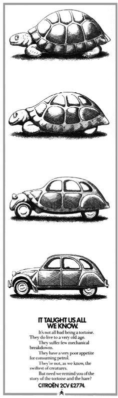 'British 2CV 'Tortoise' Newspaper Advertisements' said previous pinner • citroen 2CV club