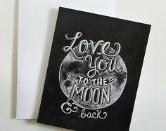 Chalk board idea for Valentine's Day